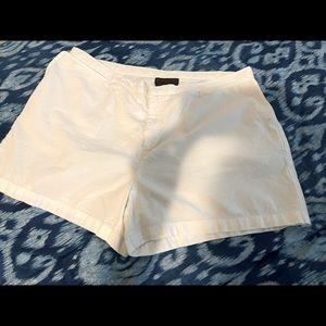 Ralph Lauren women white shorts